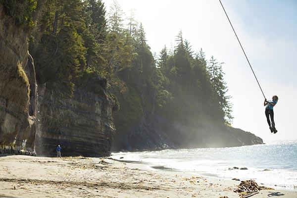 Sooke Mystic Beach